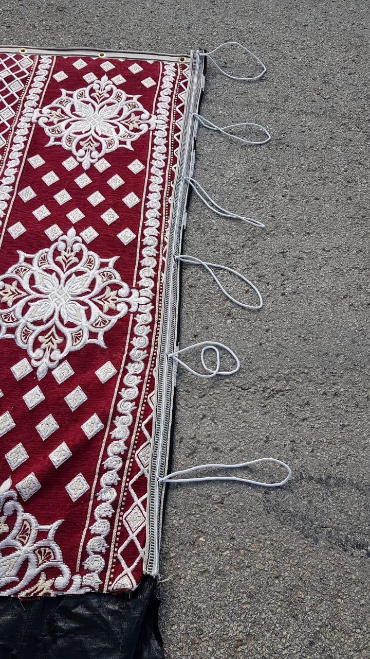 حبل التوباك للتربيط في الخيمة