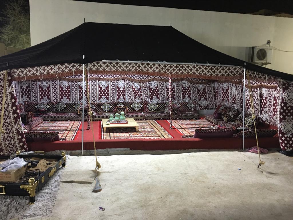 خيم  للبيع في أبو ظبي